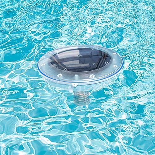 MAUK Solar Ionisator | Poolreiniger bis zu 9000 Liter | Wasser Desinfektion ohne Chemie
